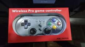 Control para Nintendo Swicth y PC