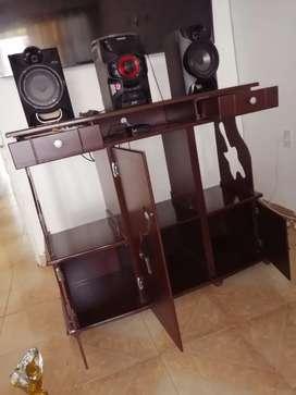 Se Venden Mueble Para Tv y/o Equipo de sonido Samsung