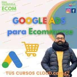 Curso Google Ads Para Ecommerce de Raul Valenzuela