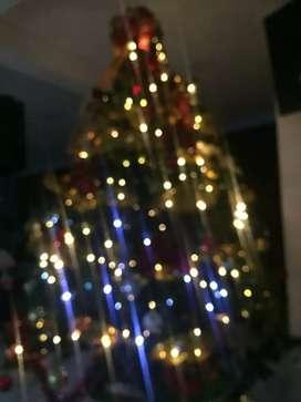 Árbol de navidad, buen estado, economico
