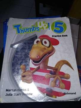 Thumbs Up 5 practice book