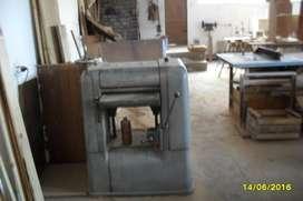 Vendo lote de maquinas de carpinteria