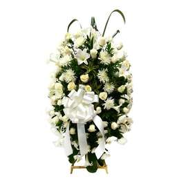 Arreglo Floral tipo Funebre innovidable