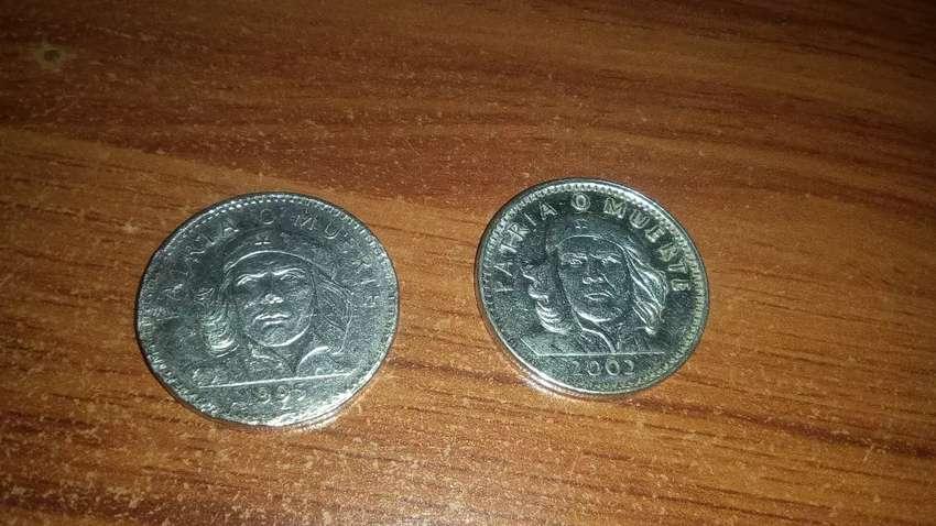 Moneda del Che Guevara Cubana