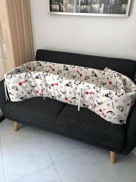 Bumper cama cuna