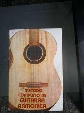Curso De Guitarra Libro Método Completo De Guitarra Armónica