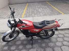 Vendo Moto BMA Ax 150cc Año 2009