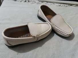 Zapatos Color Beig