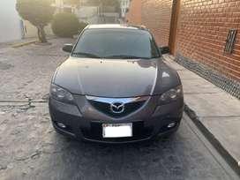 Mazda 3 sedan modelo 2009 Mecanico full