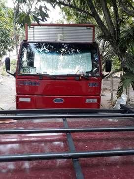 Ganga Ford Cargo 815 Poco Km
