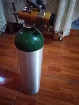 Balón de oxígeno 1m3