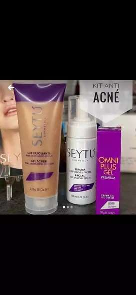 Kit AntiAcne Seytú