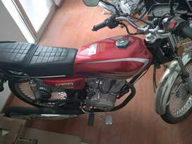 Vendo moto chacarera jch con gps incluido precio conversable