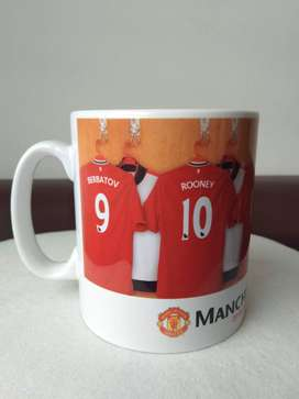 Mug Manchester United Campeón 2010/11