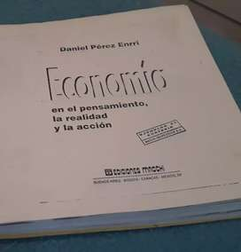 Libro de Economia Perez Enrri usado
