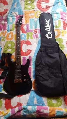 Vendo guitarra eléctrica negociable