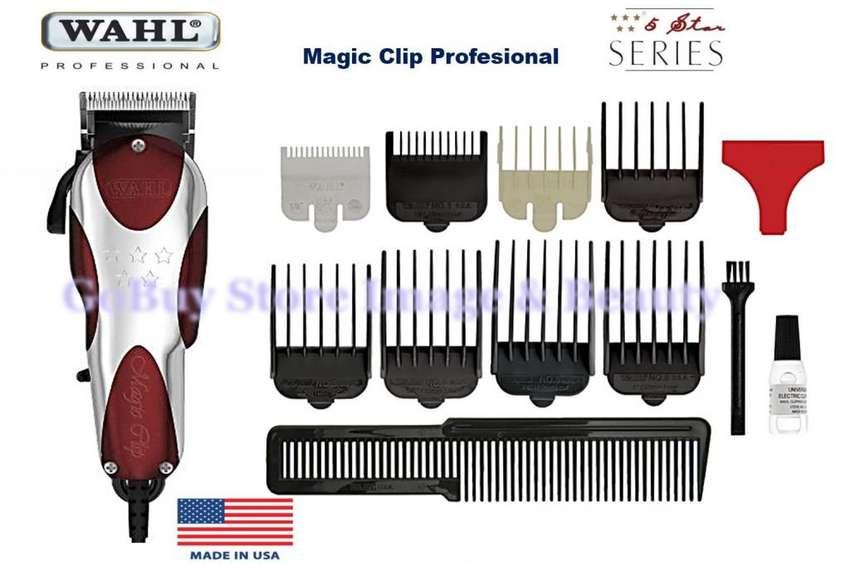Wahl Magic Clip Profesional cortadora de cabello 5 Stars 0