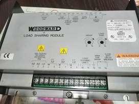 Panel de control para energía