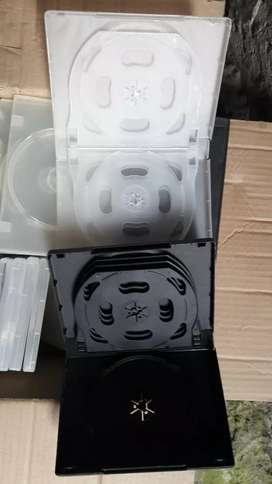 Vendo cajas de edtuches para CD