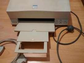 Impresora Epson Stylus 400 más monitor Eagle