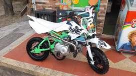 Moto para niños 110cc