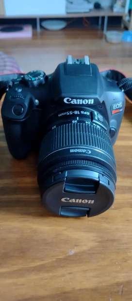 Canon Rebel Eos T6 18-55mm