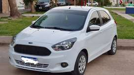 Impecable Ford Ka S 2016 5 puertas