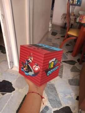 Alcancías Mario Bross