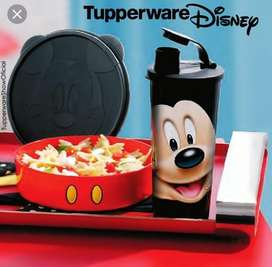 Set Tupperware Mickey Mouse