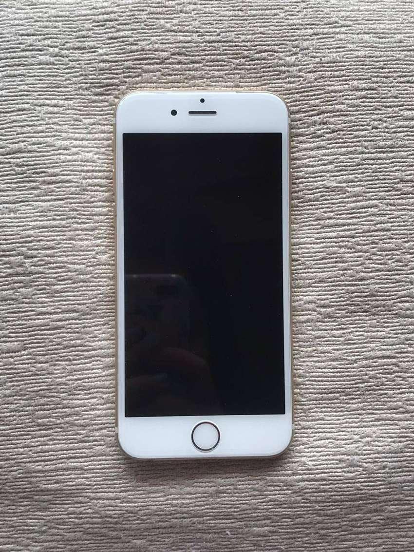 IPhone 6 Gold 16 Gb Para Repuestos 0