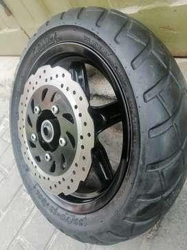 Rin con disco original de Bws X 125