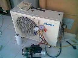 aire acondicionado instalacion y recarga de refrigerante 0