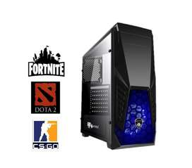 CPU GAMER RYZEN 3, 8GB RAM, 4GB DE VIDEO