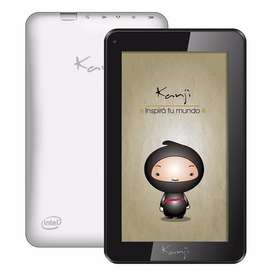 Tablet Kanji YUBI Intel quad core 1 GB 16 GB RECOLETA