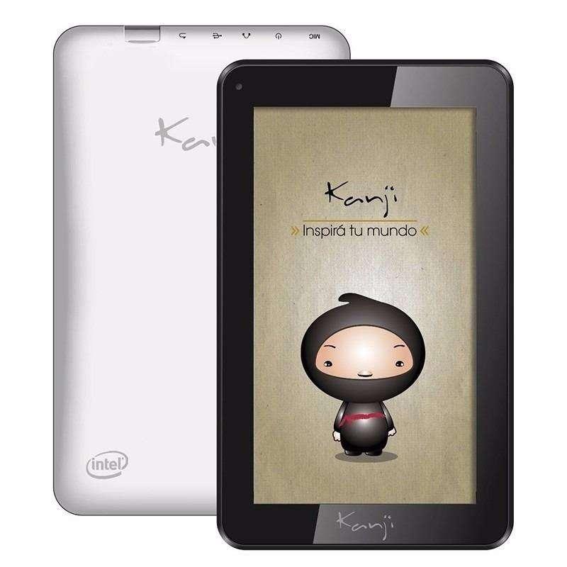 Tablet Kanji YUBI Intel quad core 1 GB 16 GB RECOLETA 0