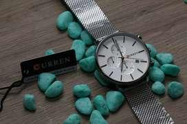 Reloj Metálico Curren (elegante)