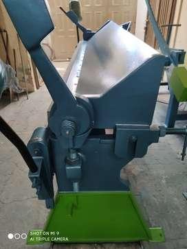 Dobladora muelas disponible y cortadora