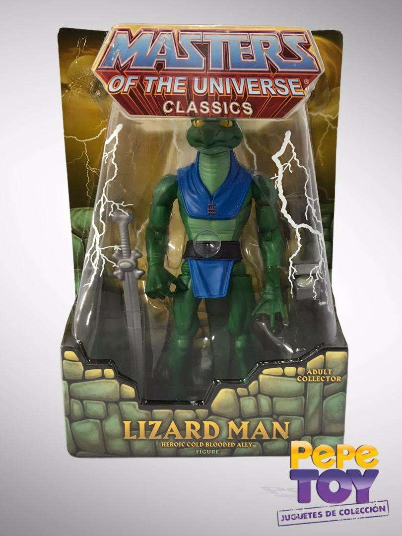 Masters of the Universe Lizard Man 0