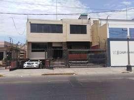 Venta de casa a precio de terreno sobre avenida en el Callao