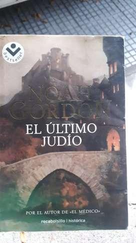 EL ULTIMO JUDIO (usado)