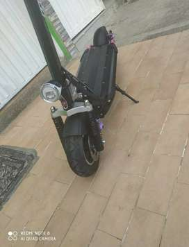 venta de patineta eléctrica o cambio por moto