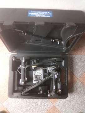 PEDAL BOMBO DOBLE IRON COBRA HP 900