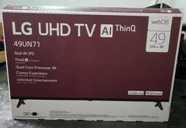 Tv lg ultra hd 4k de 49pulgadas