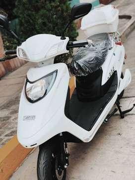 Moto eléctrica Ejecutiva