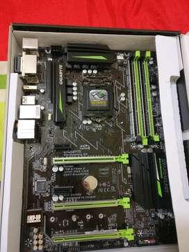 Board Intel 7ma Y 6ta Generación Rgb