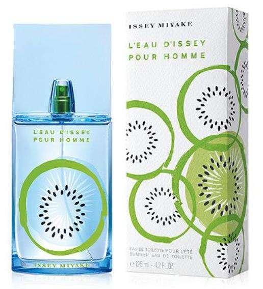 Perfume Kiwi de Issey Miyake para Caballero 125ml ORIGINAL