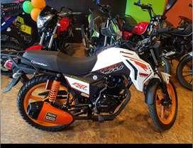 De oportunidad moto Thunder F150