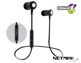 Auricular in ear bluetooth Netmak NM-T535