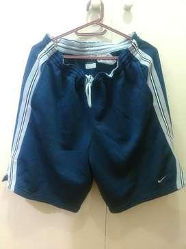 Pantalón Short Nike Talle M, Adidas Puma