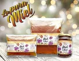 Miel de Abeja 100% Pura y Natural